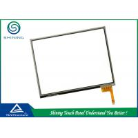 Buy cheap Touch Screen Panel Cover Glass With Four Wire , Glass Capacitive Touch Screen product