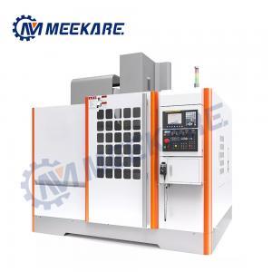 Buy cheap MEEKARE V6 Linear Rail Vertical CNC Machining Center ISO Certificate Jiangsu product