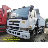 Buy cheap 2015 Year Nissan 6x4 Dump Truck Used Condition 251 - 350 Hp Horse Power product