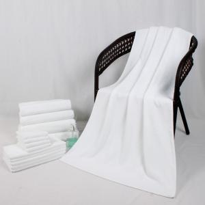 Buy cheap Woven Plain Washable Hotel Bath Towels product