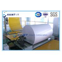 Buy cheap Paper Plant Paper Roll Handling Conveyor , Material Handling Conveyor Systems product