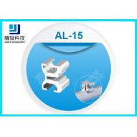 Buy cheap Aluminum Board Holder Flexible Pipe Fitting 6063-T5 Joints For Workbench AL-15 from wholesalers