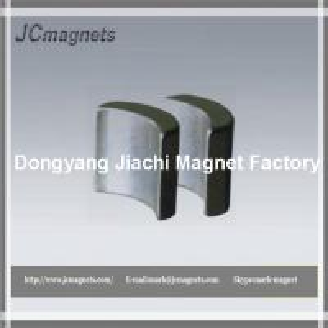 Buy cheap Arc-Segment Motor NdFeB Magnet product