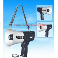 Buy cheap Megaphone CE Certified 45W High Power Car Megaphone with VHF Wireless Microphone product