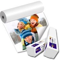 Buy cheap Professional Manufacturer of 115gsm-260gsm Cast Coated High Glossy Photo Paper /Matte /dou product