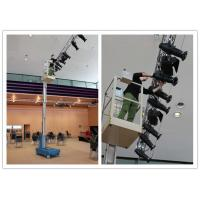 Buy cheap Single Person Man Lift For Supermarket , GTWZ3-1003 Self Propelled Manlift product
