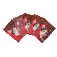 Buy cheap Rectangle Adhesive 3D Lenticular Stickers For Children's Book PET/PP Printing product