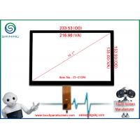 Quality 10.1 Inches 16/10 I2C Interface Capacitive Touch Display COF Type Goodix GT928 Controller for sale