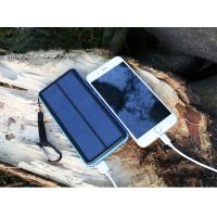 Buy cheap CE 20000mAh Portable Solar USB Charging Battery Pack Compatible With IPhone Samsung product