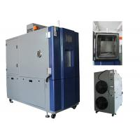 Buy cheap Rapid Temperature  Change Cycling Test Chamber With LED Touch Screen Controller product