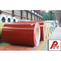 Buy cheap CGCC , EN10169 Prepainted Galvanized Steel Coil / color coated steel coil for wall panel product