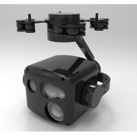 Buy cheap Security Camera System Eo/IR Thermal Camera System Light Weight Uncooled Gimbal from wholesalers