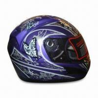 Buy cheap Safety Helmet with Two-piece Channeled Dual-density EPS Liner product