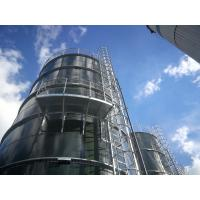 Buy cheap 6.0 Mohs Glass Fused Steel Tanks product