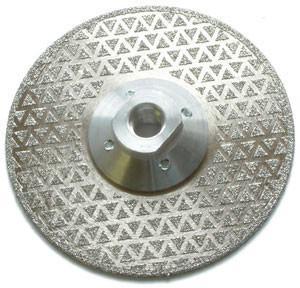 China High Precision Diamond Cutting Blade , No Chipping Diamond Marble Cutting Blade on sale
