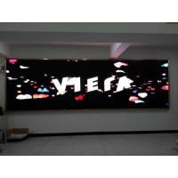 China Colorful P5 LED Advertising Display 1300cd/sqm Brightness 120° Viewing Angle on sale