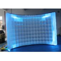 Buy cheap Colorful Igloo Photo Booth , Inflatable Selfie Booth For Event Adverting product