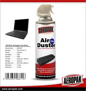 Buy cheap Aeropak HFC-134A Air Duster product