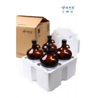 Buy cheap 4L HPLC n-Heptane High purity solvent product