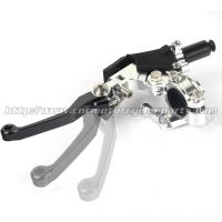 Buy cheap DRZ 400 S Motorcycle Brake Clutch Lever Dirt Bike Clutch Handle CNC Aluminum product