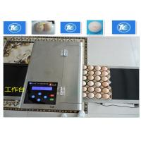 Buy cheap High Resolution Egg Inkjet Date Code Printer With No Need Clean Nozzle product