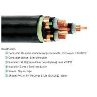 Buy cheap Copper Conductor XLPE Insulated Power Cable product