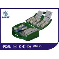 Safety Hse Compliant First Aid Kit Box In Low Risk Environments Medium Size