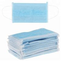 Buy cheap Ear Band Utrosonic Welding 3 Ply Disposable Face Mask product