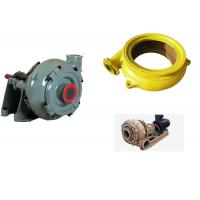 China Easy Installation River Sand Pump , Sand Suction Pump Anti - Wear Hard Metal on sale