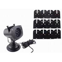 Buy cheap AC110v LED Holiday Projector , 4 W 12 In 1 Patterns Christmas Decoration Projector product
