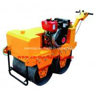 Buy cheap Small Road Roller Multifunctional 600mm Exciting force 25kN Steel Structure from wholesalers