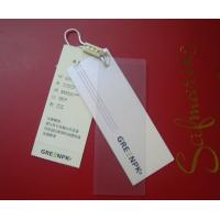 Buy cheap jewellery,earring pvc hang tags product