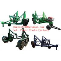 China  Cable Reel Puller  Cable Reel Trailer  Reel Cable Trailer  for sale