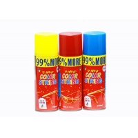 Buy cheap MSDS Approved Colored Snow Spray Party String Favor Colorful String product