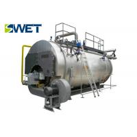 Buy cheap 1.25 / 1.6 MPa Industrial Steam Boiler, 10 Ton Waste Heat Recovery Boiler from wholesalers