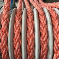 8-ply polyester fiber rope polyester mixed ropes/ mooring rope
