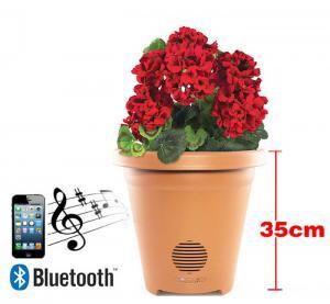 Buy cheap 2015 Fashion New Design Planter Speaker,Portable Wireless Bluetooth Speaker product