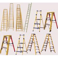 Buy cheap Fiberglass ladder rails/Fiberglass Step Ladder/Fiberglass D-Rung Extension Ladder/Fiberglass Twin Ladder product