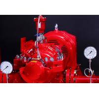 Buy cheap 500 Gpm TEFC Electric Motor Driven Fire Pump Sets , Fighter Pump UL And FM Listed product
