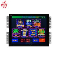 Buy cheap 19 Inch Touch Screen Gold Touch Slot Game Board Robust Bracket Shell from wholesalers