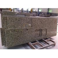 100% Natural Granite Kitchen Countertops Bullnose Edge 2.75 G / Cm3 Density