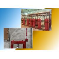 China Multiple Zones Network Hfc227ea Fire Suppression System DC24V / 1.6A on sale