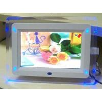 China 7 Inch TFT LED Backlight LCD Digital Photo Frame on sale