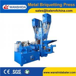 Buy cheap Copper Granulate Scrap Briquetting Press product