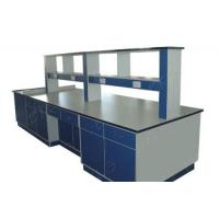 Buy cheap Chemistry / Physical / Biologic Wooden Laboratory Furniture Lab Table / Bench product