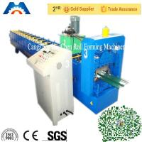 Buy cheap 330mm Automatic Color Coated Wall Roof Panel Roll Forming Machine With 15 Rows product