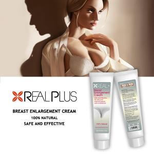 China Breast Enhancers Natural herbal breast enlargement cream on sale