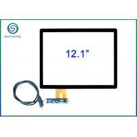 Buy cheap 12.1 Inch Multi Touch Screen Panel With Projected Capacitive Technology For EPoS Terminals product