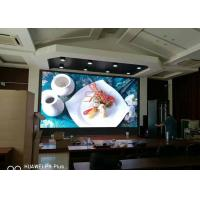 Buy cheap SMD P3mm led video screen rental for Meeting Room / led perimeter boards High Definition from wholesalers