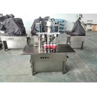 Buy cheap Energy Saving Automatic Filling Machine Aerosol Can Filling  Equipment product